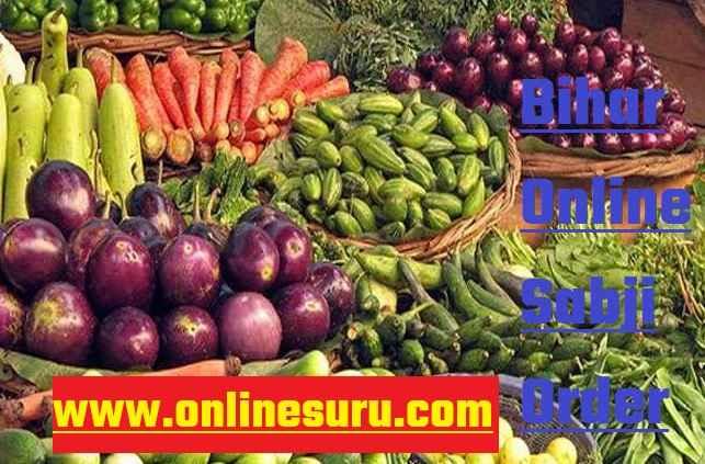 Bihar Online Sabji Order